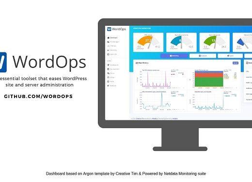 WordOps-3.9.5-stable-release